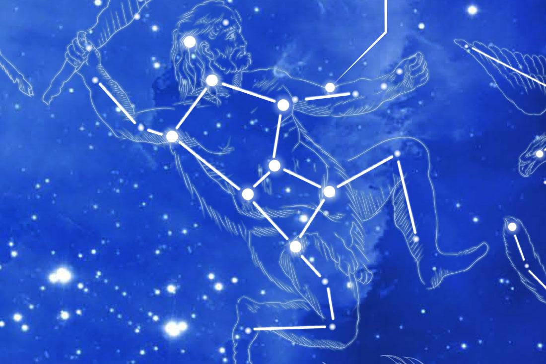 Night Sky & Constellations
